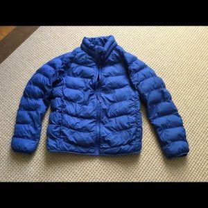 Uniglo Puffer Coat, Size 9-10